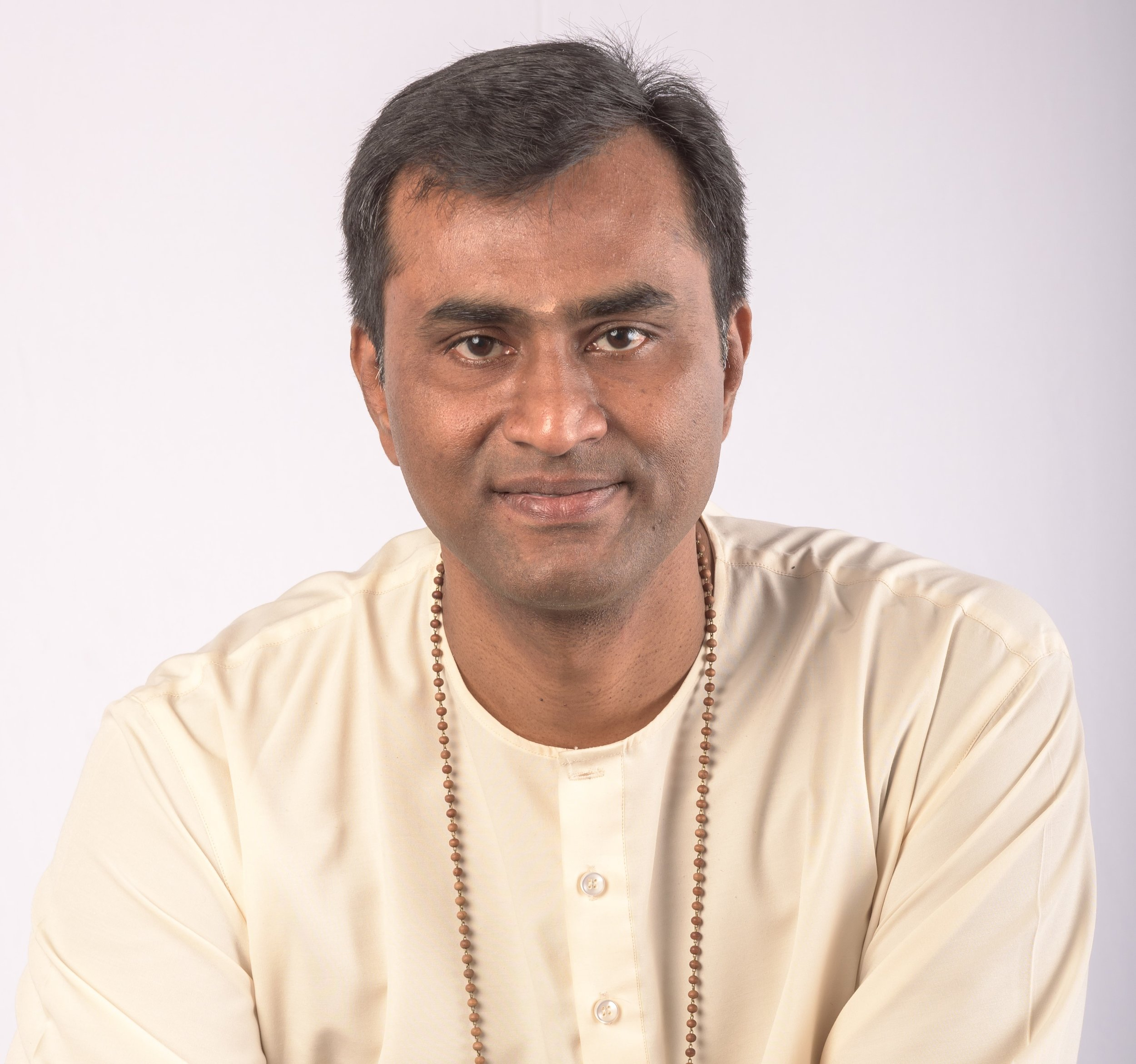 About the Speaker - Rangarajan is a disciple of Swami Parthasarathy. Formerly, a CMA professional with Masters in Management, Rangarajan completed a six-year residential study on Vedanta at the Vedanta Academy in India. Inspired by the contemporary and versatile application of Vedanta, in the past 19 years, he has been conducting introductory lectures, management learning workshops, structured weekly courses and residential retreats on Vedanta. These programs encourage a variety of audience to pursue Vedanta & its pragmatic application to daily life.