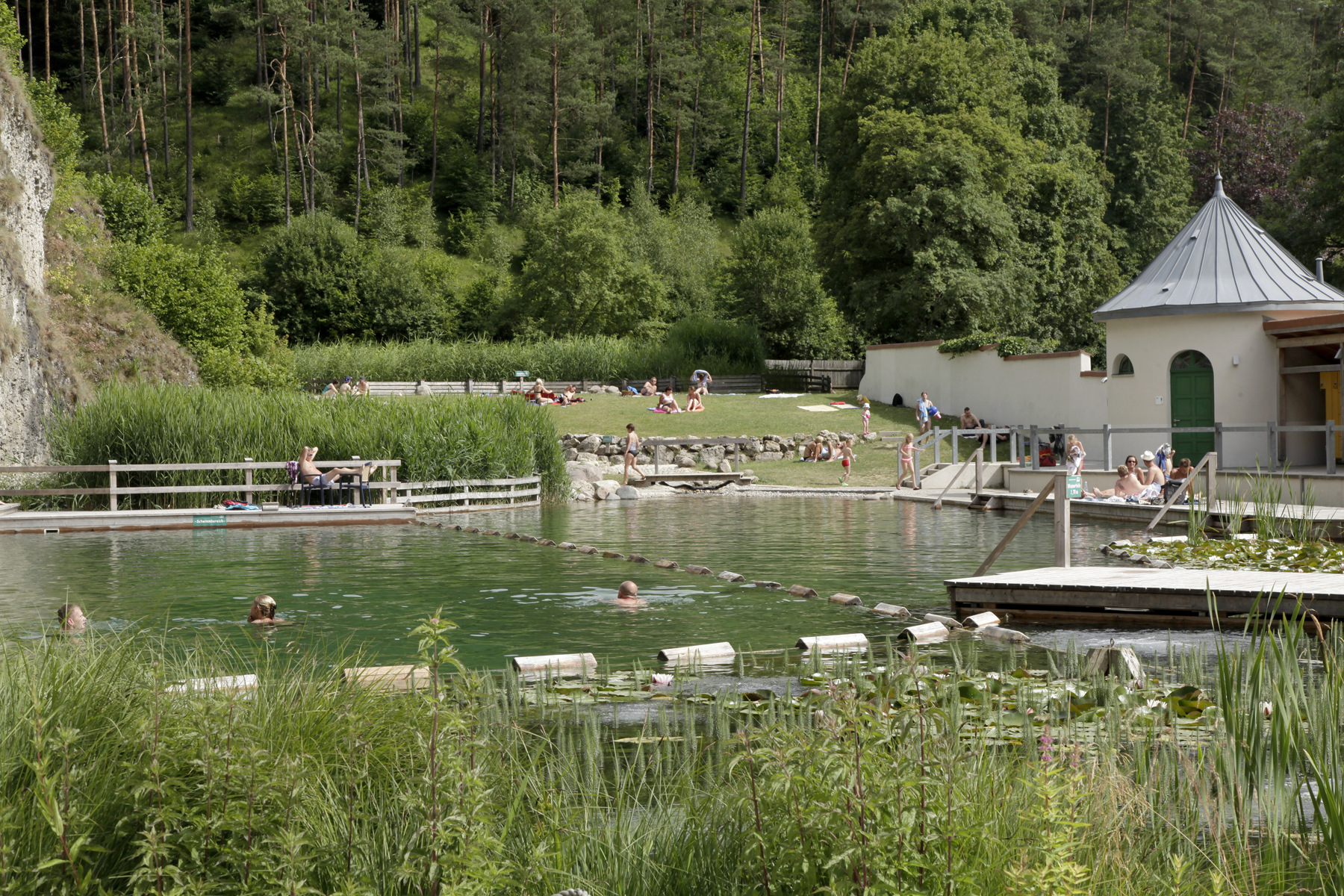 The Future Is Bright For Commercial Natural Pools In The Uk Ensata