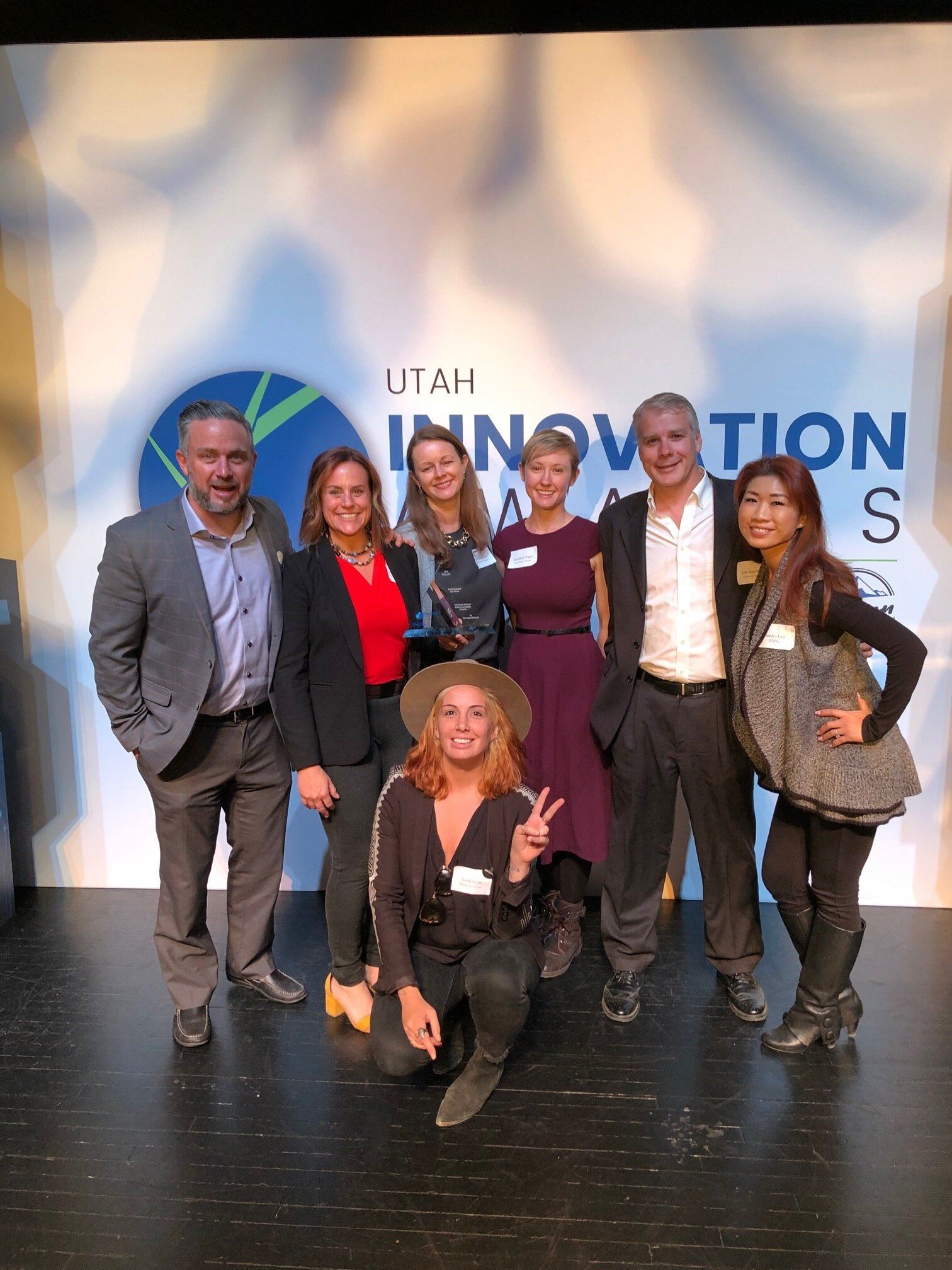 Utah Innovation Award   2019 Finalist   Celebrate with us!