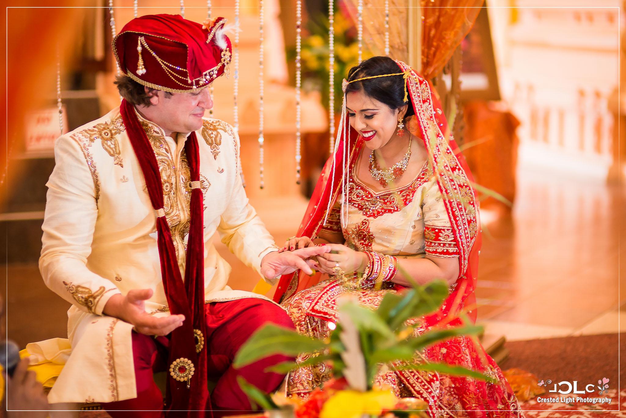 Hindu Wedding Sri Dattatreya Temple, Hanuman Murti Trinidad