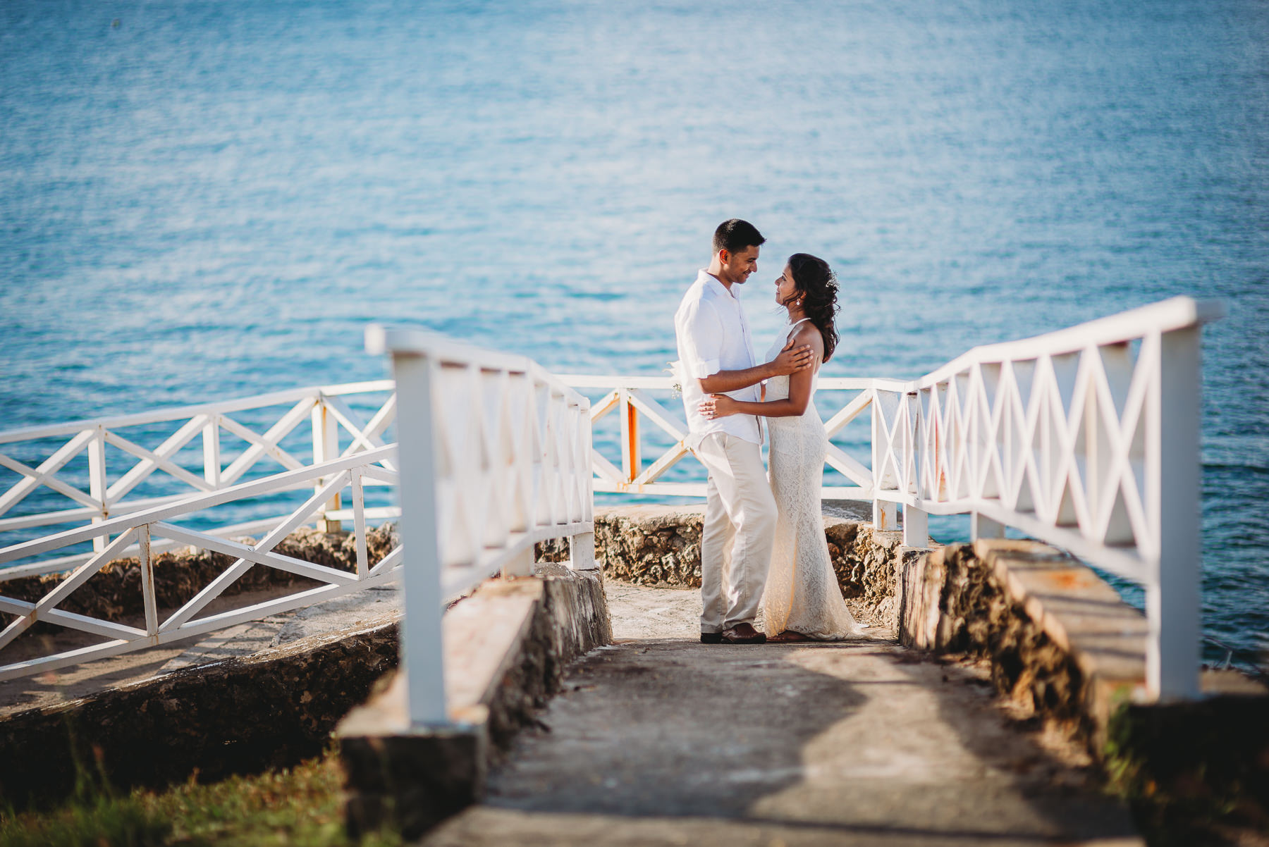 Pigeon Point and Crown Point Wedding