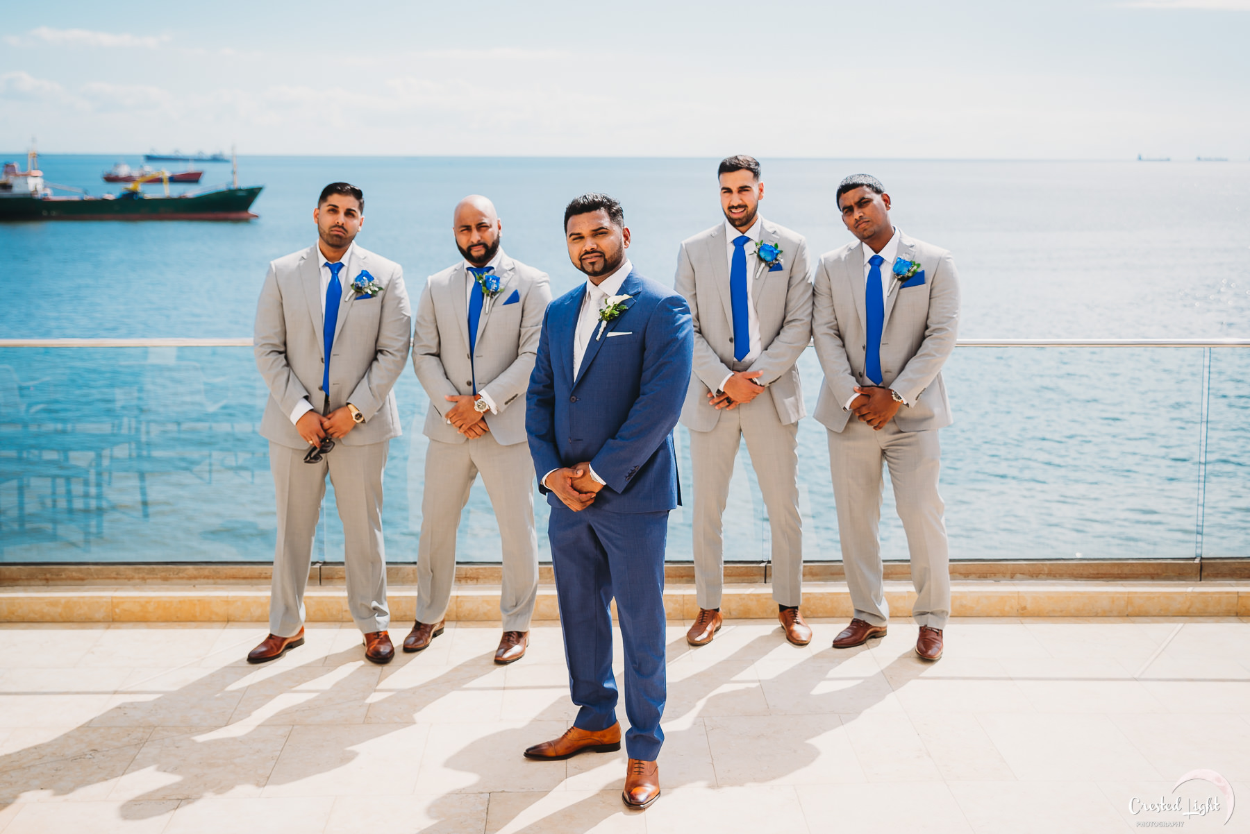 Hyatt Wedding Waterfront Trinidad Photography