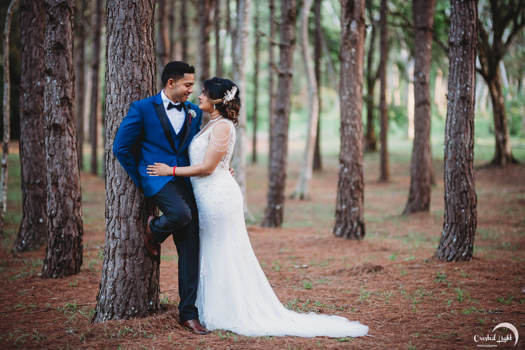 Sandyhill Nature park Trinidad Wedding and Engagement Photography
