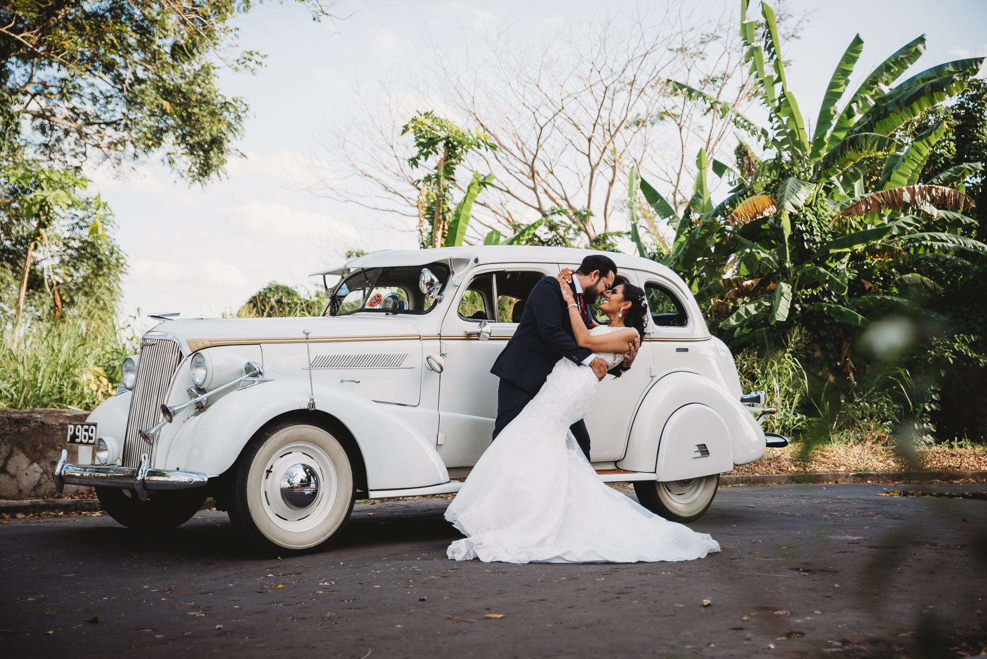 Palmiste park wedding photography trinidad