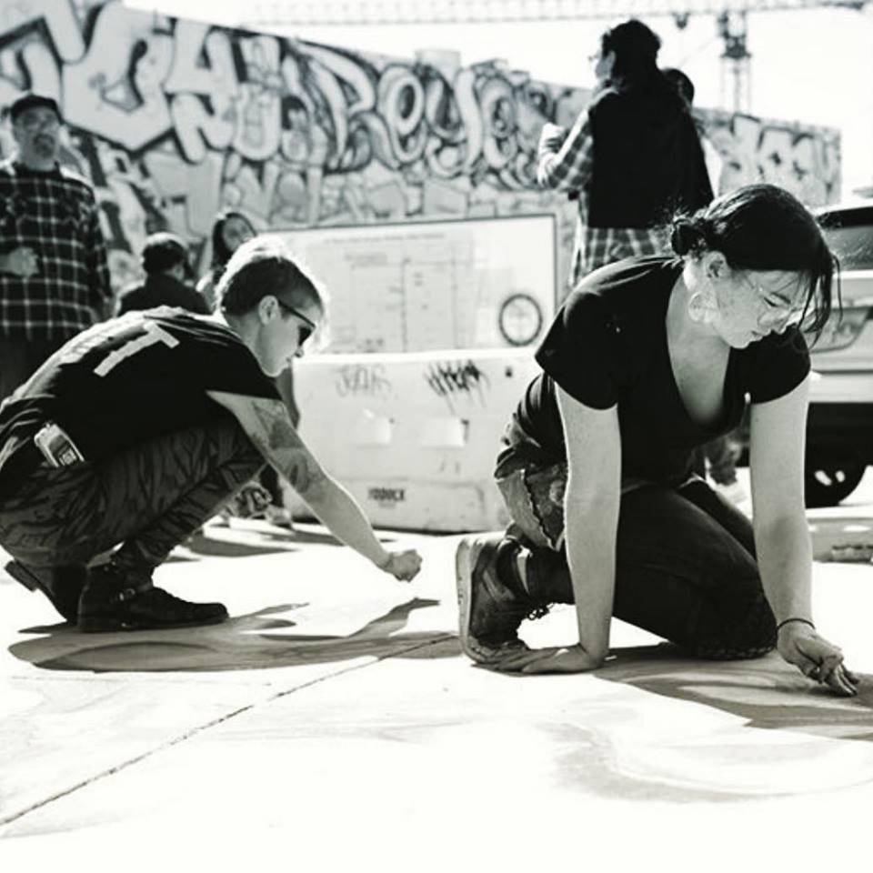 Chalk Riot