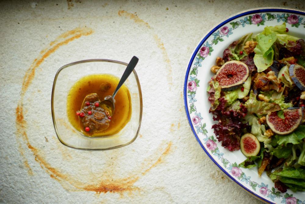 Ambelonas' green salad
