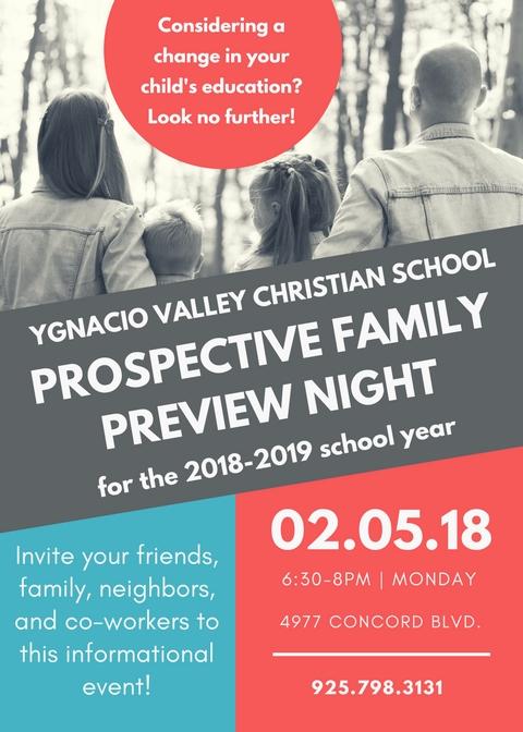 Prospective Family Preview Night Flyer.jpg