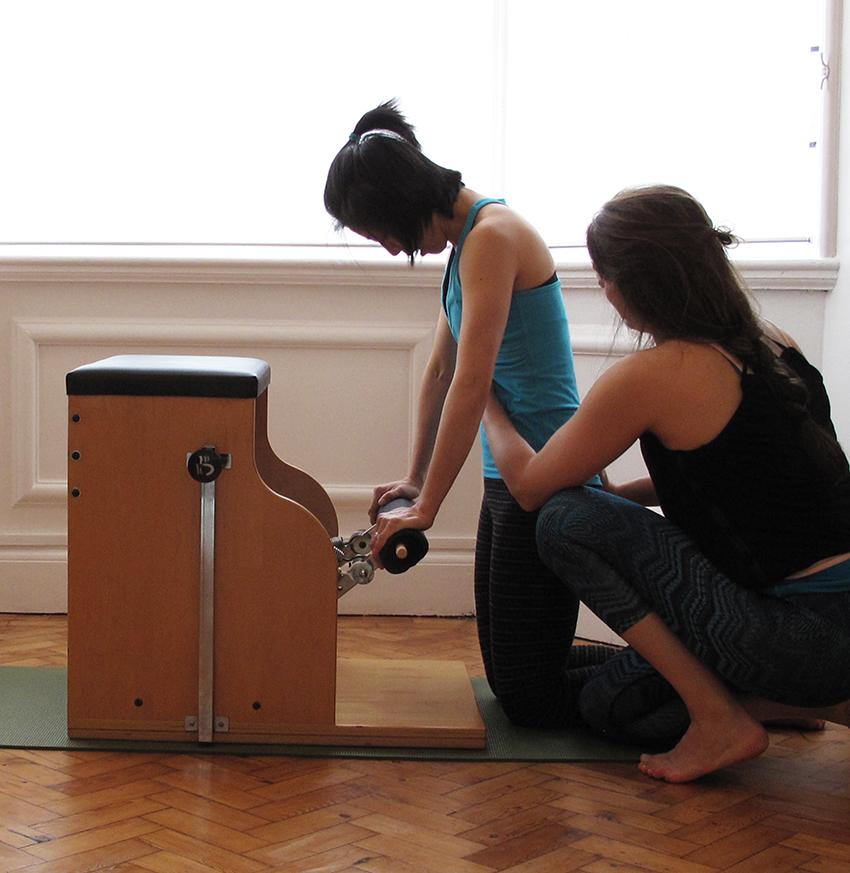 Comprehensive Pilates Training -