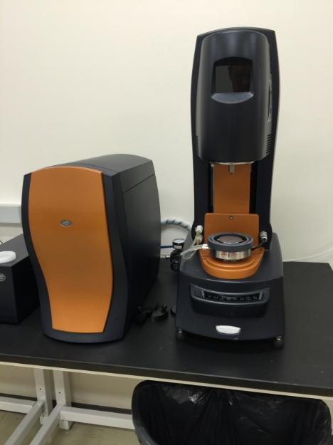 TA Instruments Rheometer