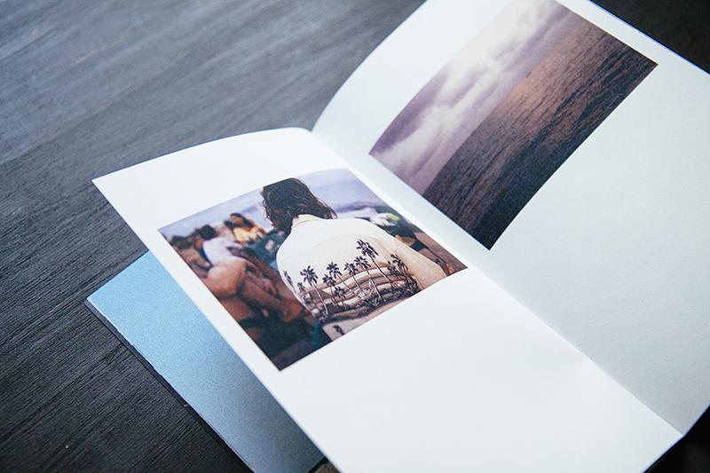 La più bella isola al mondo. Fotolibro realizado en colaboración con la editorial Caravanbook.