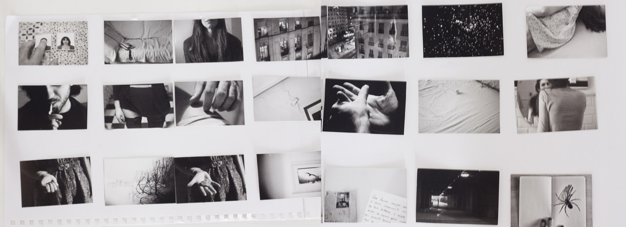 Primera edición de las fotografías del proyecto  raro amor . Septiembre del 2013.