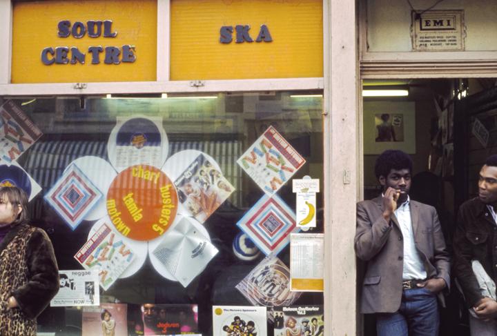 Portobello Road Soul Centre, London 1971