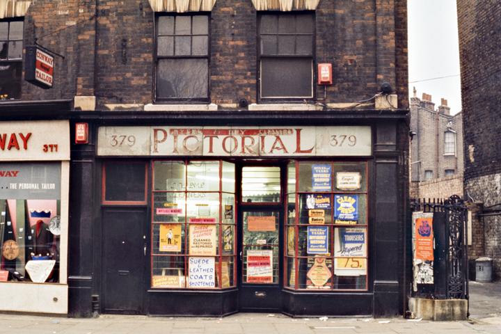 The Angel Islington Pictorial, London 1971