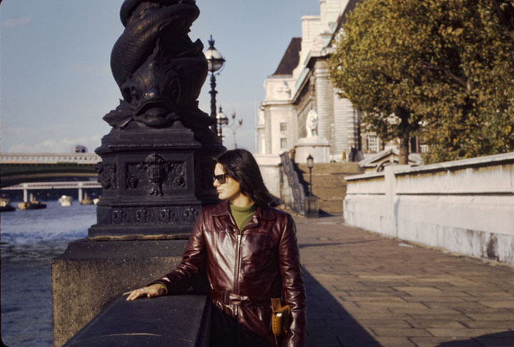 Westminster Embankment, London 1970
