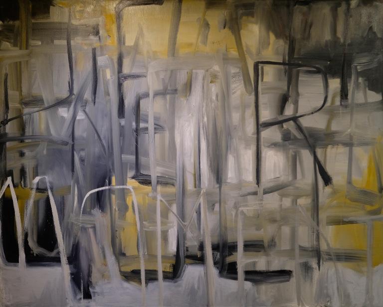 Momentary Jubilation 48 X 60″ oil on canvas $2200