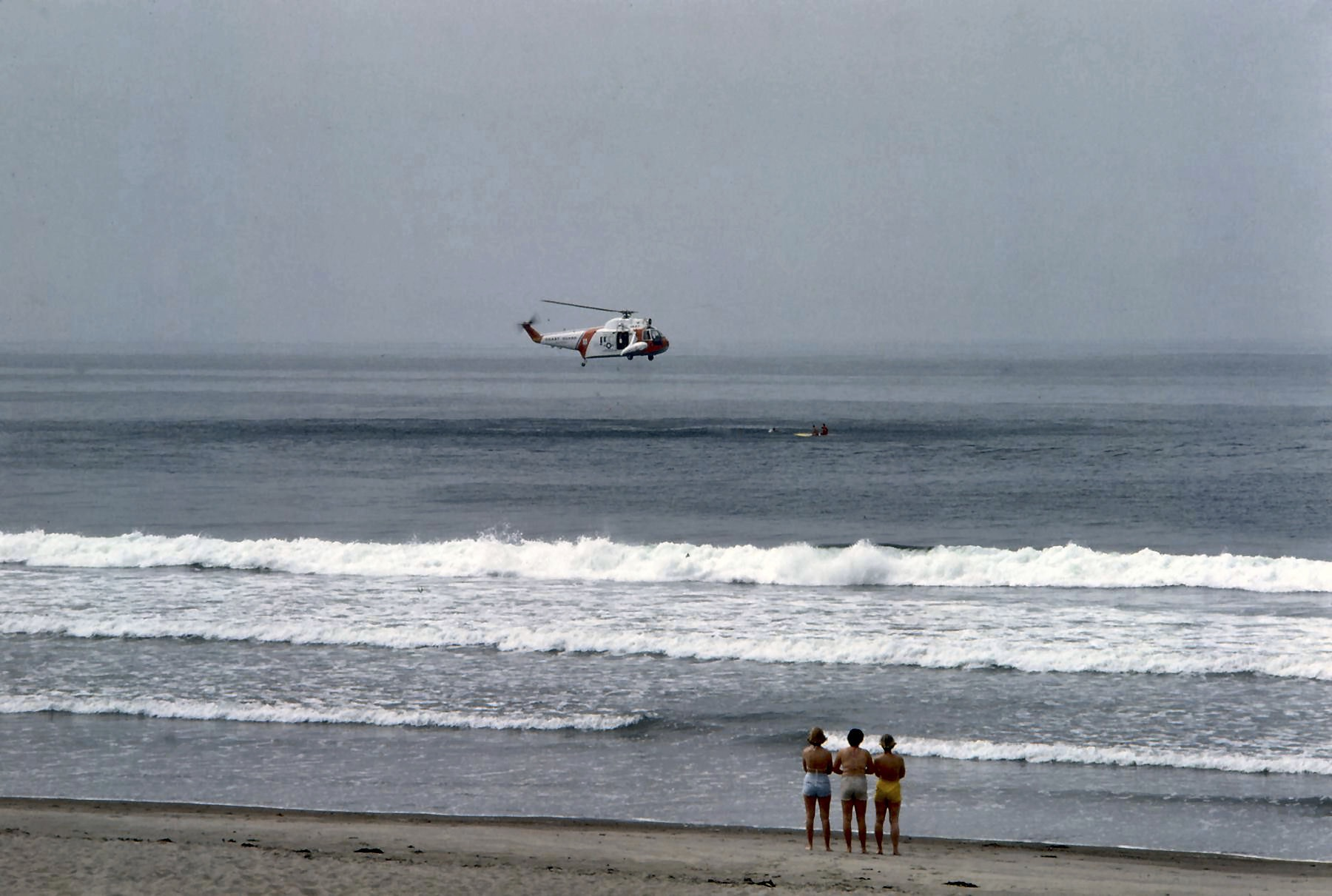 Helicopter Rescue – Stinson Beach
