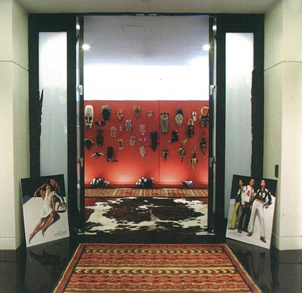 Donald J Pliner Showroom