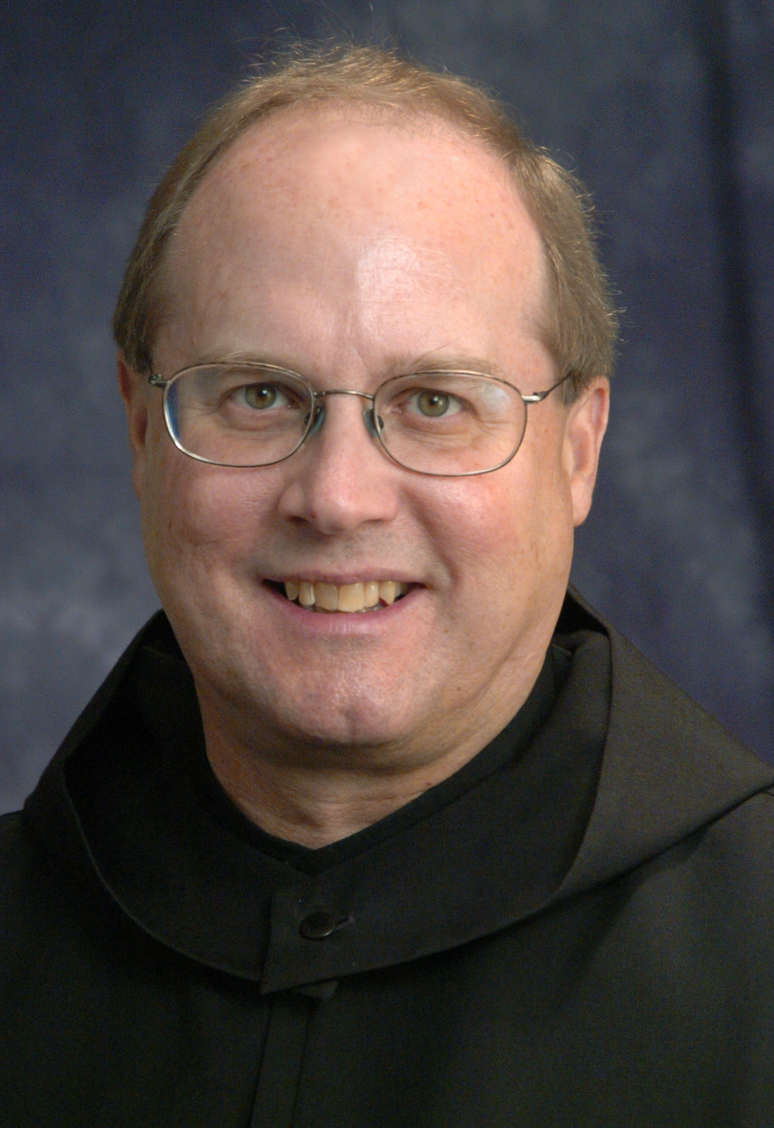 FR. ERIC HOLLAS, OSB  Deputy to the President for Advancement in the Office of Institutional Advancement, Saint John's University; Faculty Saint John's University; Member of the Order of the Holy Sepulchre and chaplain in the Western Association of the Order of Malta  B.A. History, Princeton, 1971; M.Div. Saint John's University School of Theology and Seminary; Ph.D. Medieval Studies, Yale University.