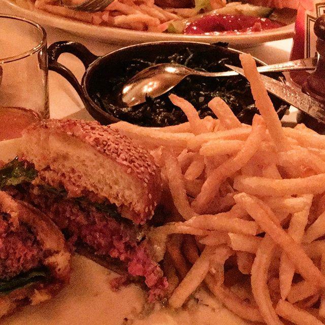 But that Minetta burger
