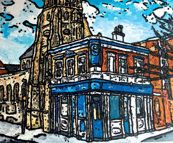 The Ship, Cable Street