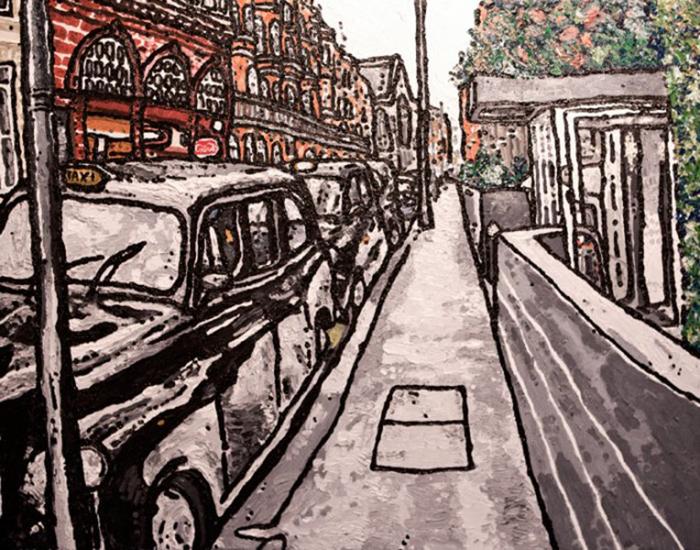 Cabs, Mayfair 2010