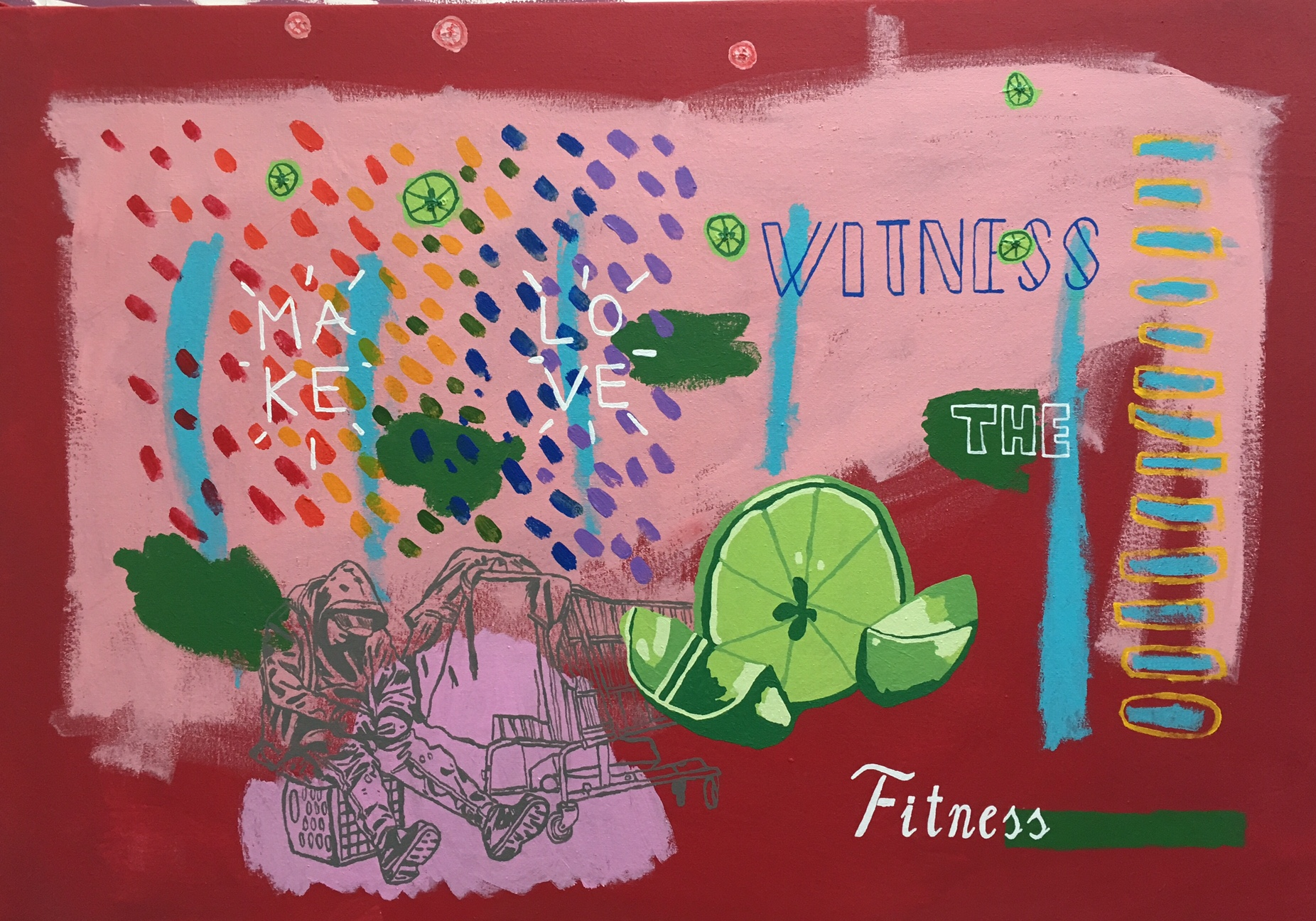 Witness the Fitness 2017