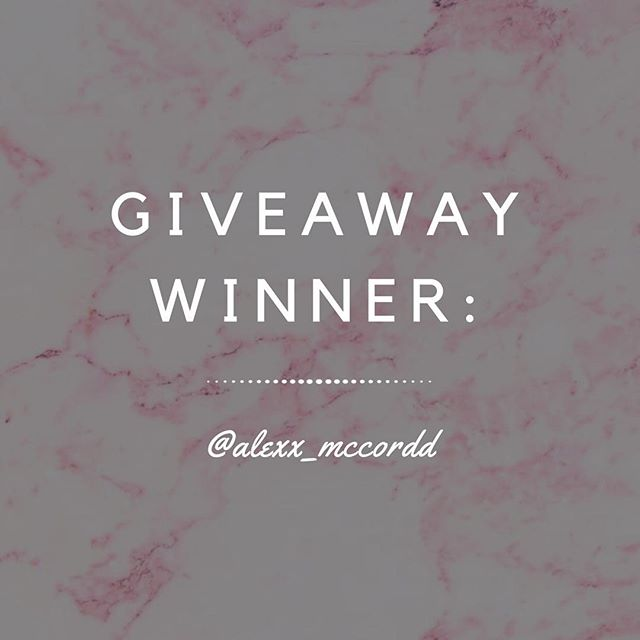 Congrats to the 6,000 follower giveaway winner - @alexx_mccordd! We will give the winner 24 hours to respond. After 24 hours, if no response, I will randomly select again. . . . #makeupmel #makeupmelteam #makeupmelgiveaway #giveaway #winner