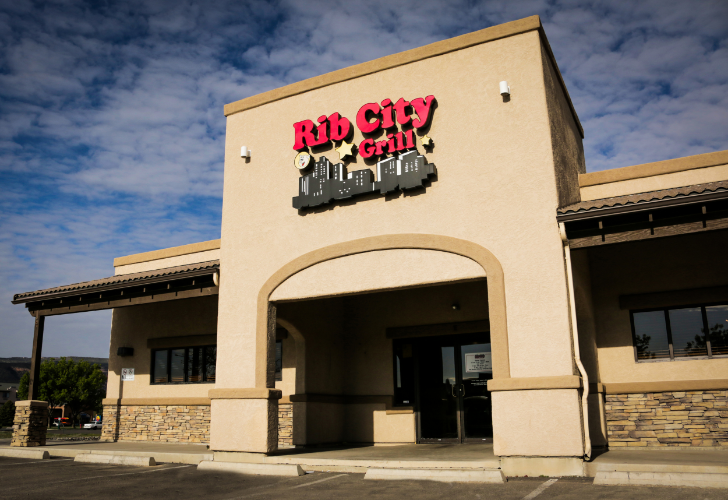 Rib City Grill Fruita Colorado