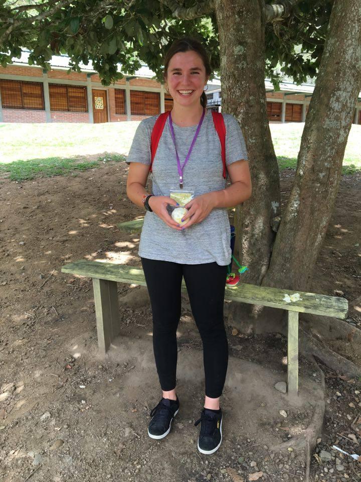 Isabel Nardi, 20    Hometown:  Havertown, PA  University:  Temple University Sophomore studying human development and community engagement  Escuelita role:  4th/5th grade teacher