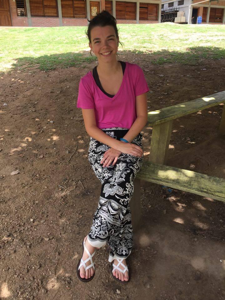 Hannah Power, 21    Hometown:  Phoenixville, PA  University:  Villanova University Graduated in May with a major in civil engineering  Escuelita role:  Science teacher
