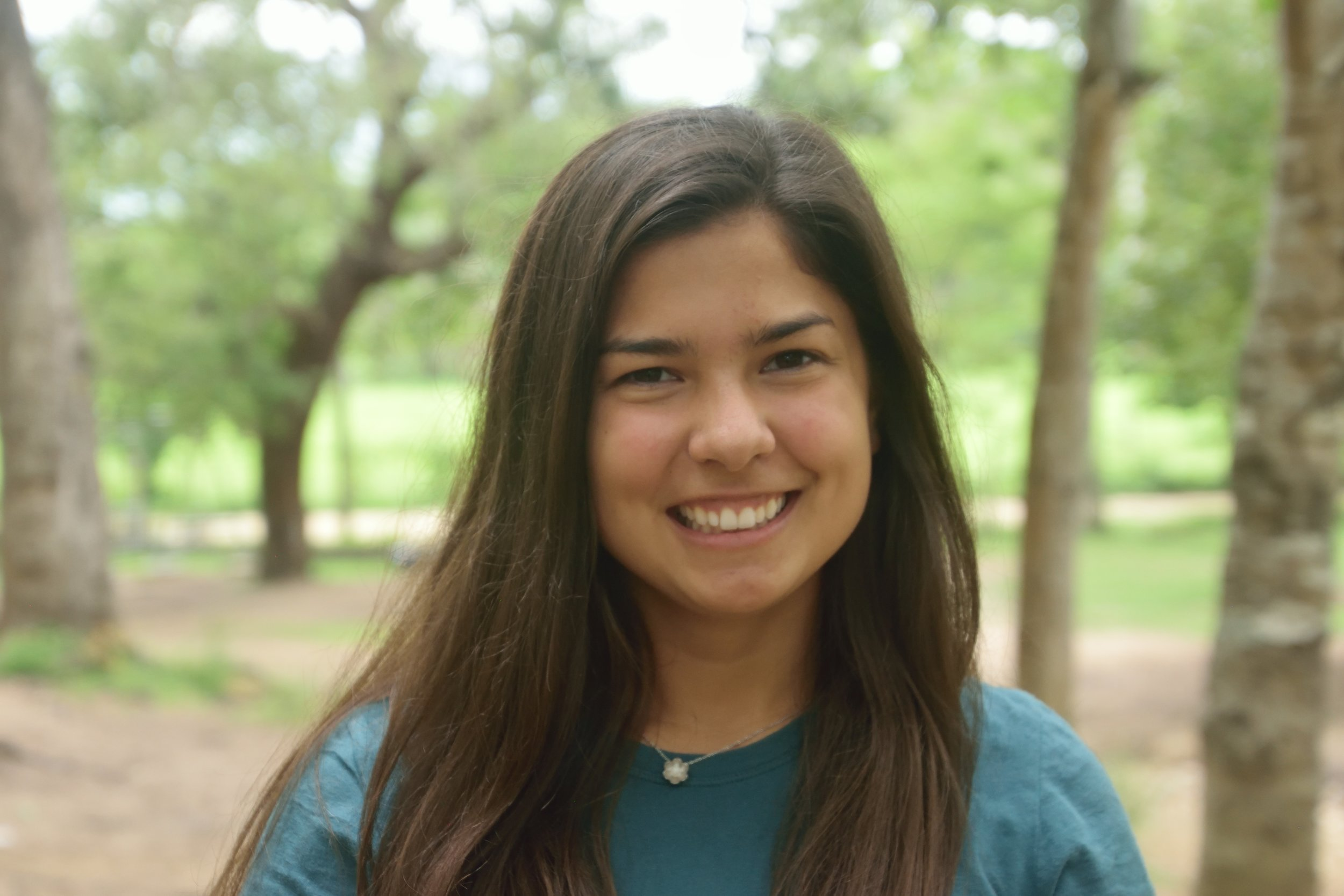 Grace, 22     Role in Escuelita:  Science Teacher   Favorite thing about Escuelita so far:  I've loved doing fun science experiments with the kids such as making lava lamps, an outdoor sun oven, and growing plants!