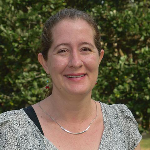 Amy Escoto Director of Honduras Operations