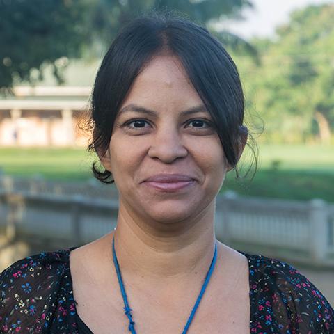 Ruth Ceballos Children's Home Coordinator