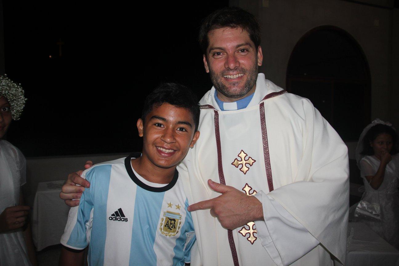Father Patricio, Servant Director, Mission Integration