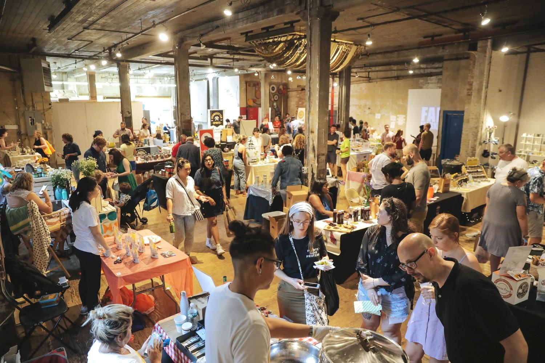 FAD fare Craft Food Market The Invisible Dog Art Center Cobble Hill Boerum Hill June 15 and 16 2019