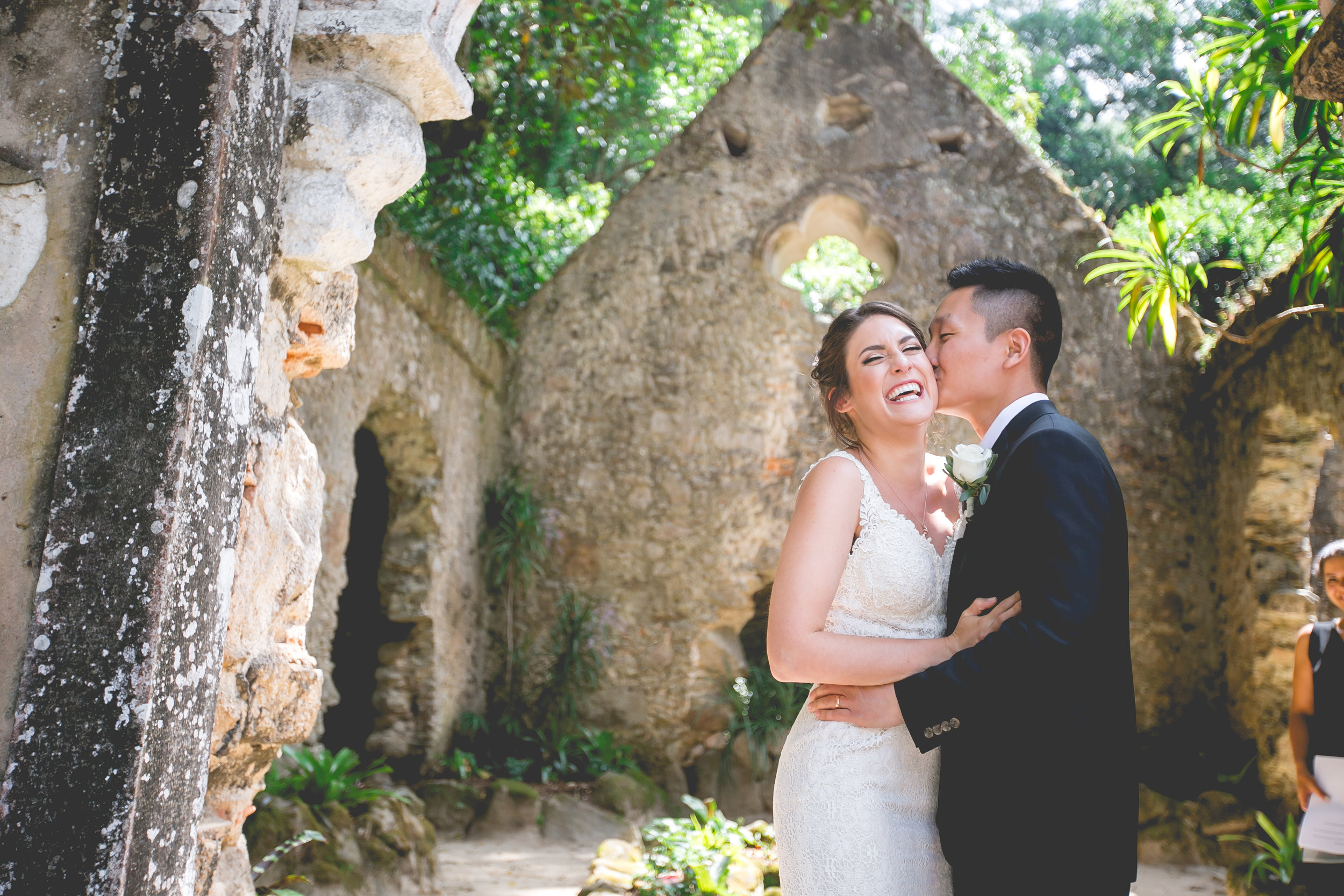 Monserrate Palace Portugal Destination Wedding