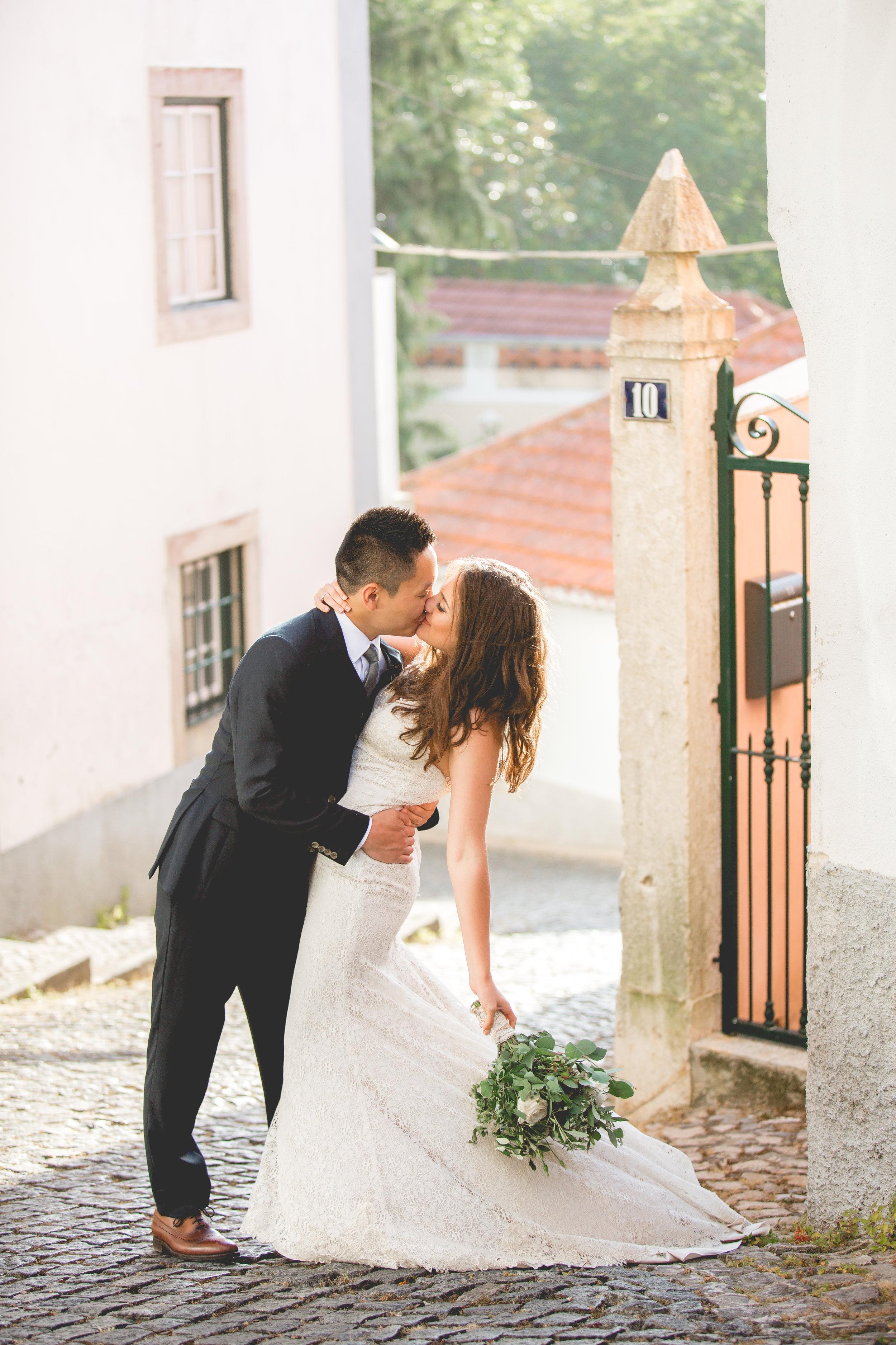 Portugal Destination Wedding Sintra
