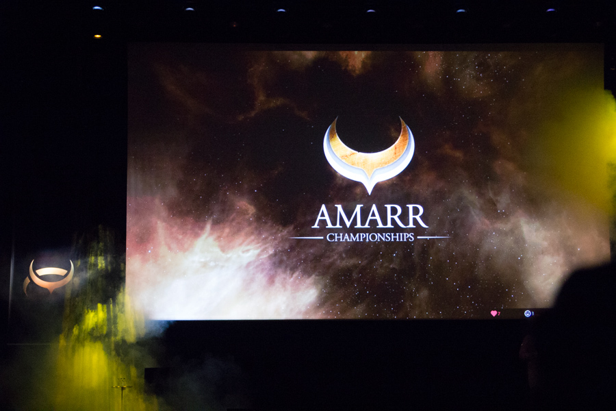 The Amarr Championships were used to select the new Emperor or Empress of the Amarr. Long live Catiz Tash-Murkon!