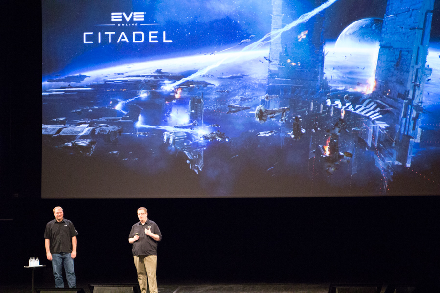 CCP Fozzie and CCP Larrikan tell us about Citadels.