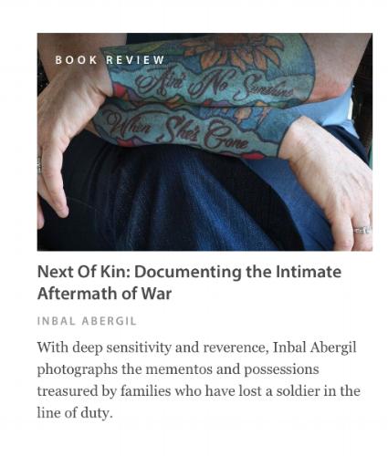 LENSCulture Review by Coralie Kraft