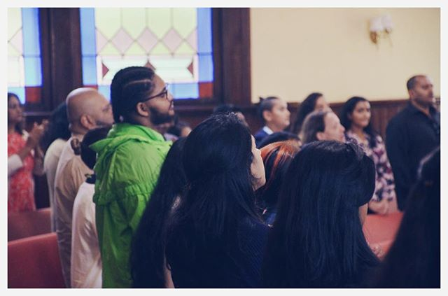 "•""For where two or three gather in my name, there am I with them.""—Matthew 18:20 /NIV . . Sunday Services- 10:30am @ 180 Denton Ave, Lynbrook NY"
