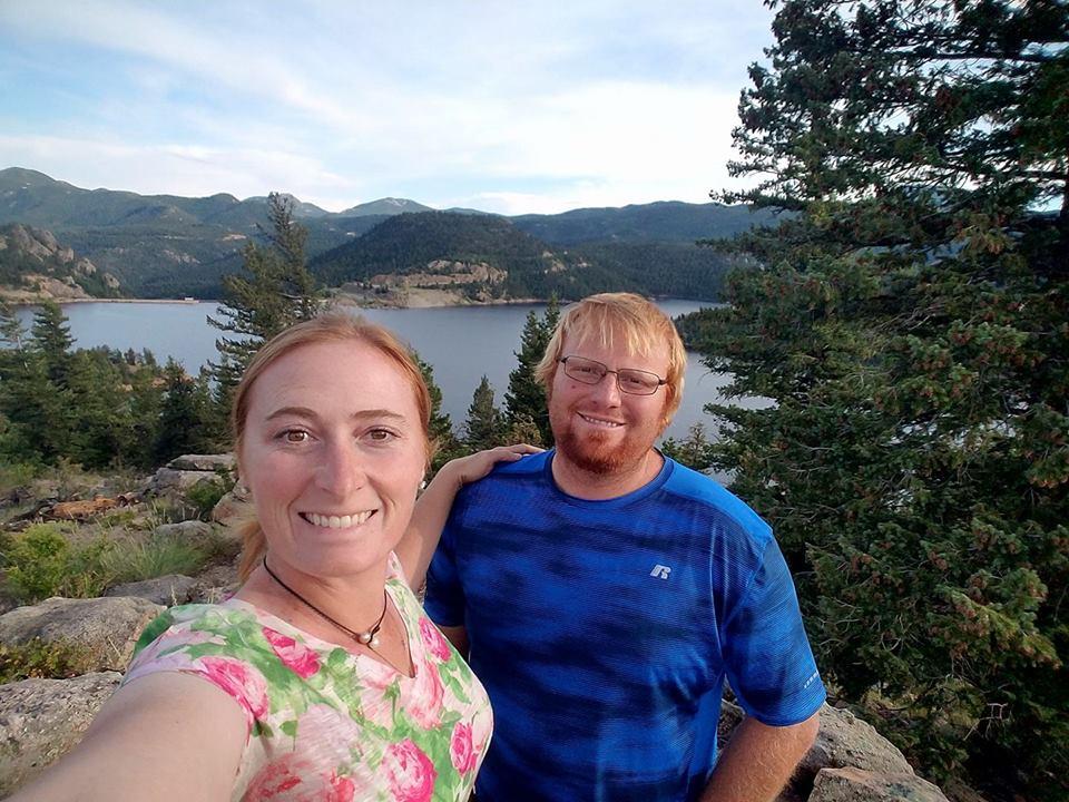 Mountain lake (resivouir technically speaking)