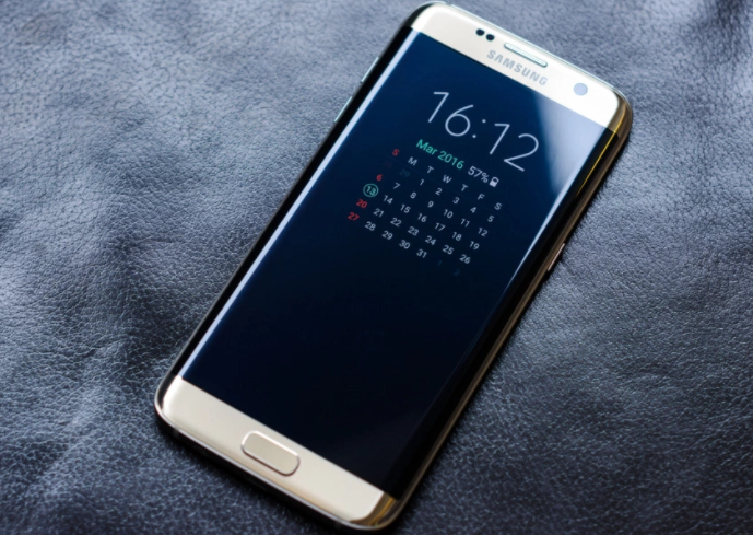 This new render is basically an official Galaxy S8 press photo