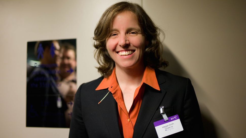 Interviewing megan smith about women in tech