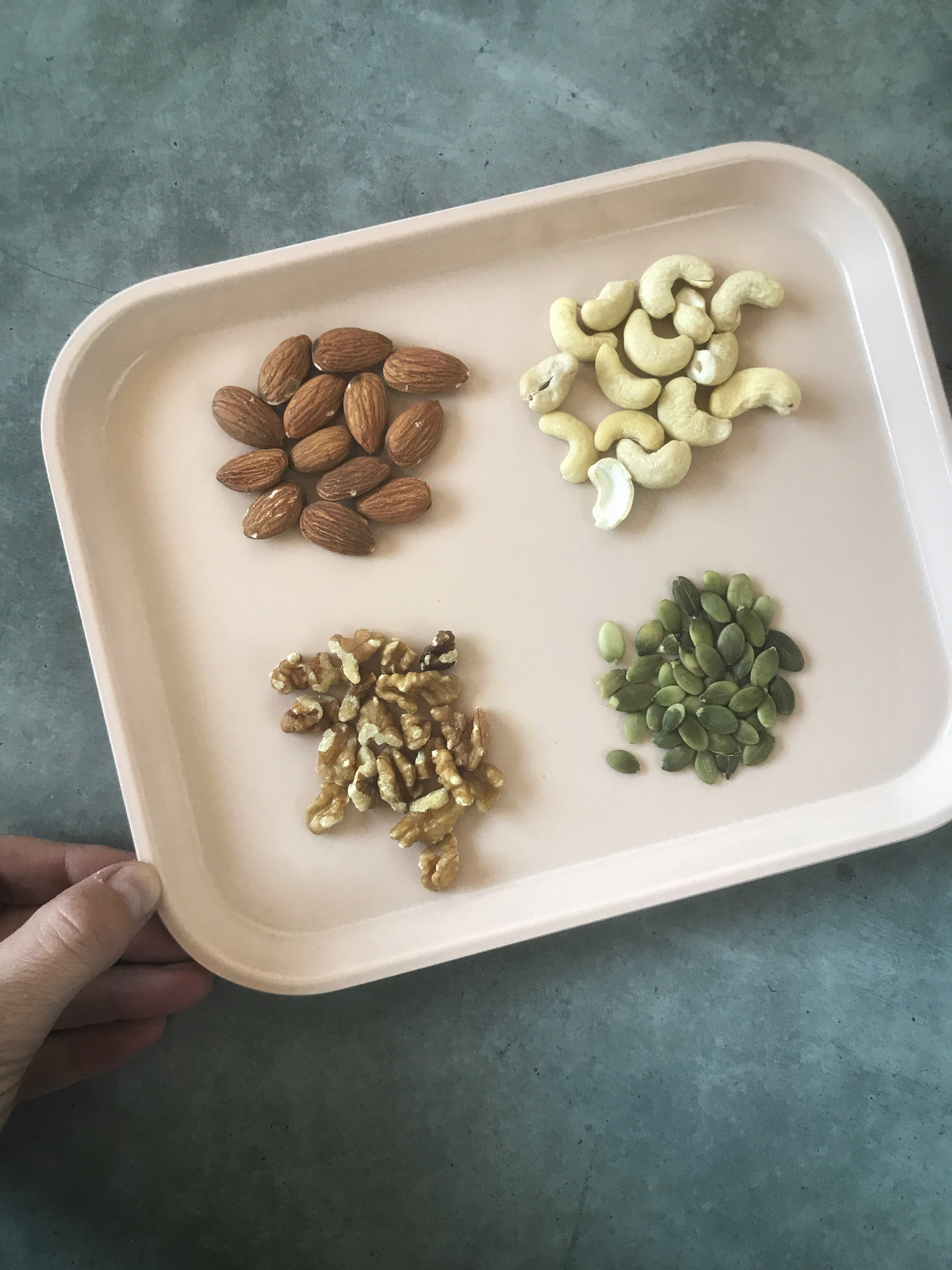 Ayurvedic nut nutrition