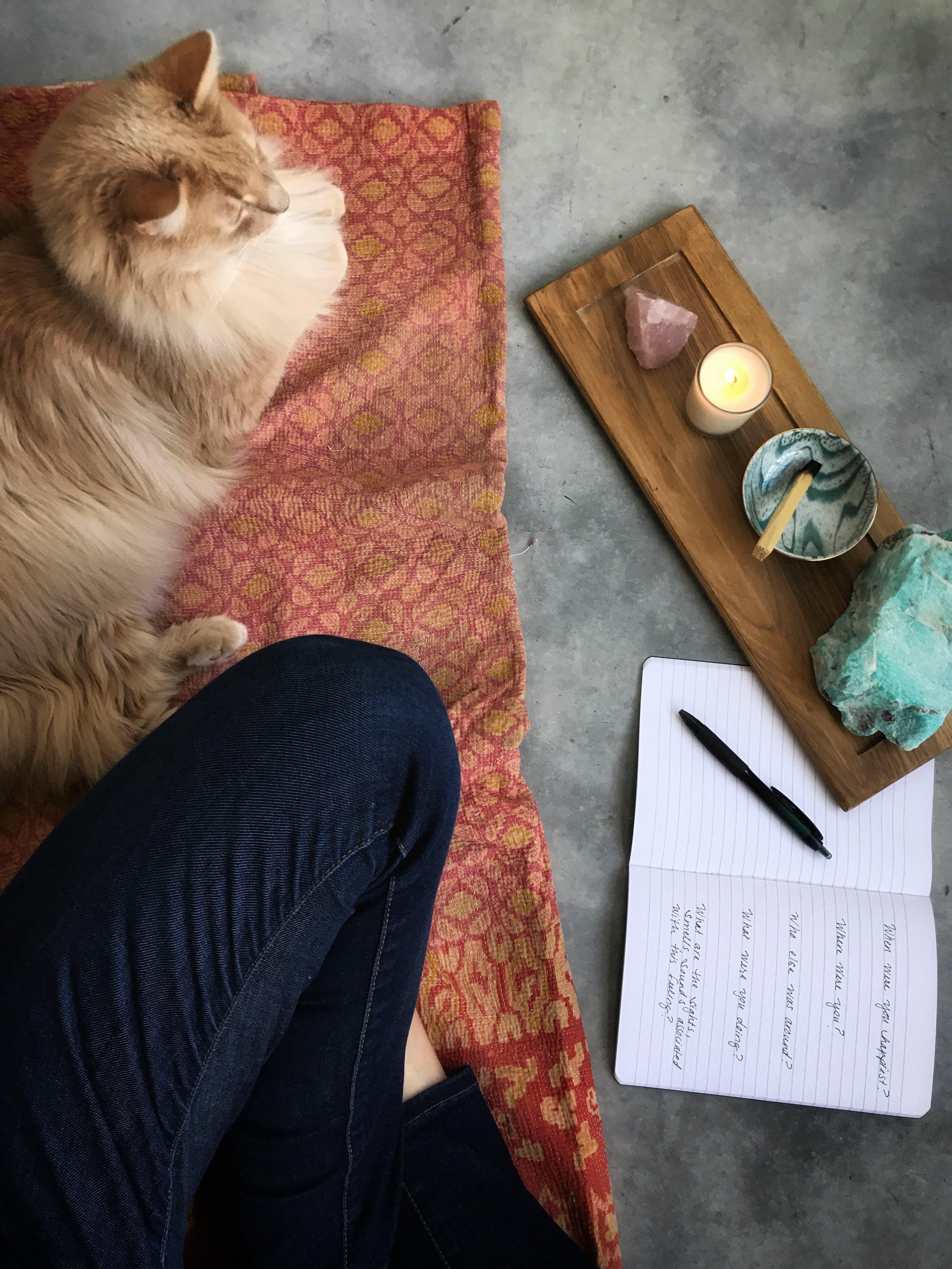Rituals and self-care