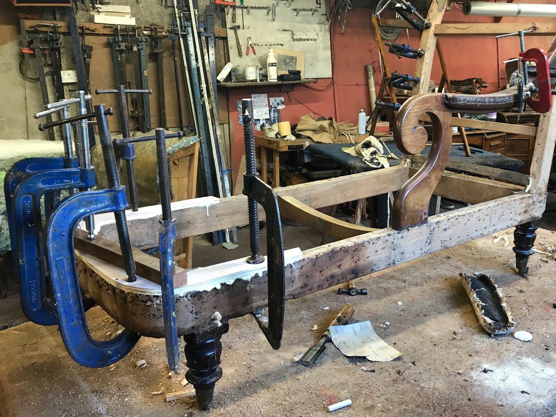 - Furniture Restoration