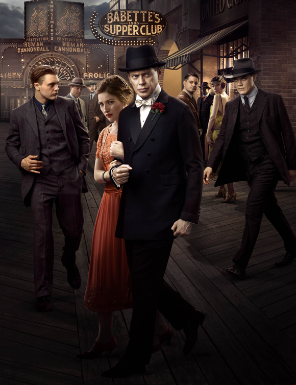 Boardwalk Empire 2 press launch at The Candlelight Club