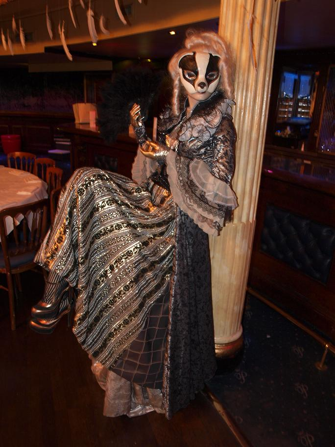 Daughter of Smoke & Bone mannequin.JPG