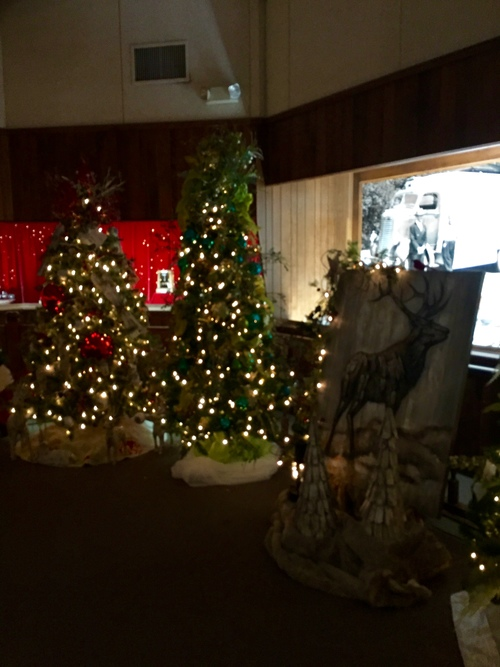 Warthers Christmas Tree Festival 2020 Events — The Ernest Warther Museum & Gardens